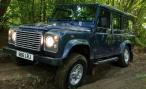 Land Rover представляет Defender Challenger для искателей приключений