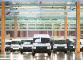 На заводе Ford Sollers в Елабуге собрали 5-тысячный Ford Transit