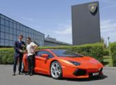 Lamborghini отзывает 144 автомобиля из-за неправильных фар