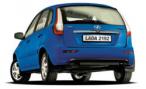Продажи Lada Kalina второго поколения начнутся летом 2013 года