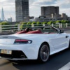 Aston Martin V12 Vantage Roadster. Открыт для общения