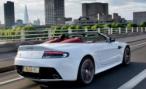 Aston Martin намекнул на новую модель