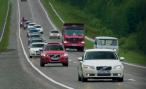 Росавтодор: Только 40% федеральных автодорог в России соответствуют нормативным требованиям