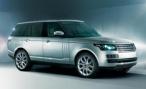 Новые фотографии 2013 Range Rover просочились в Интернет