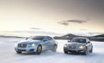 Jaguar Land Rover представляет систему полного привода для седанов XF и XJ