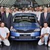 Skoda запустила в производство лифтбек Rapid