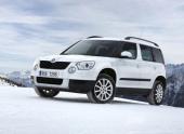 Skoda привезет на автосалон в Москву Yeti Sochi и Евгения Малкина