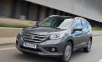 Honda Motor Rus представляет в России специальную версию кроссовера Honda CR-V