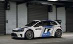 Volkswagen Motorsport представляет Polo R WRC на Московском автосалоне