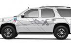 Chevrolet представит Tahoe KHL-Edition на автосалоне в Москве