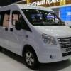 «Группа ГАЗ» представила на Московском автосалоне «ГАЗель-Next»