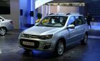 Продажи Lada Kalina нового поколения начнутся в мае