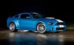 Ford представляет Shelby GT500 Cobra в память о Кэролле Шелби