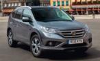 В России стартовали продажи Honda CR-V нового поколения