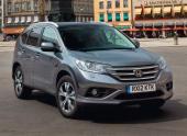 Кроссовер Honda CR-V подешевел в России на 15 процентов