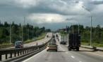 Регулирование проезда грузовиков по МКАД сократит трафик на 30%