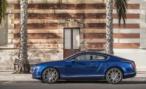 Угон года! Похитители угнали сразу пять новеньких Bentley из автосалона в Берлине