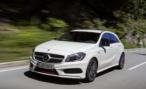 В России стартовал прием заказов на Mercedes-Benz A-class