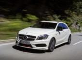 Mercedes-Benz A-class. Еще немного, еще чуть-чуть (фото)