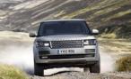 Range Rover «собрал» семь машин в центре Москвы