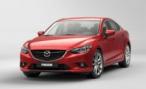 Новая Mazda6 получила «пять звезд» в краш-тестах Euro NCAP