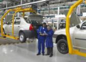 Производство легковых автомобилей в России увеличилось на 13,3%