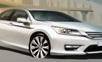 Honda Motor Rus показала первые рисунки нового Accord для российского рынка