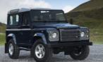 Land Rover покажет в Женеве эксклюзивную отделку Black Pack и Silver Pack для Defender