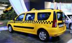 Власти предложили москвичам выбрать общий цвет для автомобилей такси