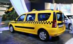 Первые 20 машин Lada Largus такси отправятся в Пермь