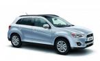 Mitsubishi представит обновленный ASX на автосалоне в Париже