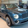Руководство VW Group утвердило выпуск кроссовера Bentley Falcon