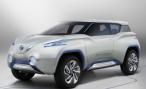 Nissan привезет в Париж электрический концептуальный кроссовер TeRRa