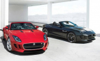 В Сети появились первые изображения родстера Jaguar F-Type