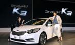 Новый KIA Cerato представили в Южной Корее