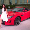 Jaguar представил F-Type на закрытом мероприятии в Париже