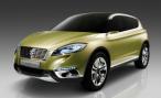 Suzuki привезет кроссовер S-Cross в Россию до конца 2013 года