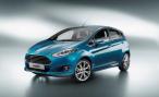 Ford представил обновленную Fiesta на автосалоне в Париже