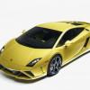 В Lamborghini освежили Gallardo, представив в Париже LP 560-4 и LP 570-4 Edizione Tecnica