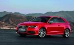 Audi представляет S3 в Париже