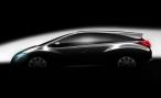Honda опубликовала тизер универсала Civic