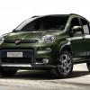 Fiat представил в Париже полноприводную Panda