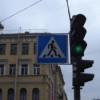 В Петербурге пробки — «бастуют» светофоры