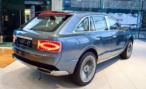 Будущий внедорожник от Bentley получит название Falcon