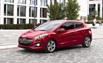 Hyundai представит в Париже трехдверный хетчбэк i30