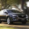 Mazda публикует первые фотографии обновленного кроссовера CX-9