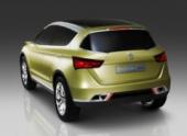 Suzuki работает над конкурентом Nissan Juke