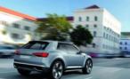 Audi Q1 появится на рынке в 2016 году