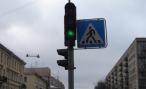Поломка светофора стала причиной гигантской пробки в Москве