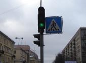 ГИБДД предлагает снижать скорость светофорами и «лежачими полицейскими»